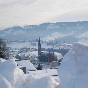 Rehetobel im Schnee